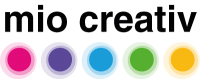 Logo Mio Creativ: Webdesign & Grafikdesign in Regensburg